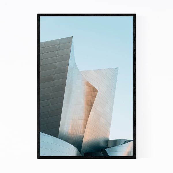Noir Gallery Architecture Los Angeles Photo Framed Art Print