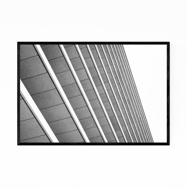 Noir Gallery Architecture Los Angeles Photo Framed Art Print