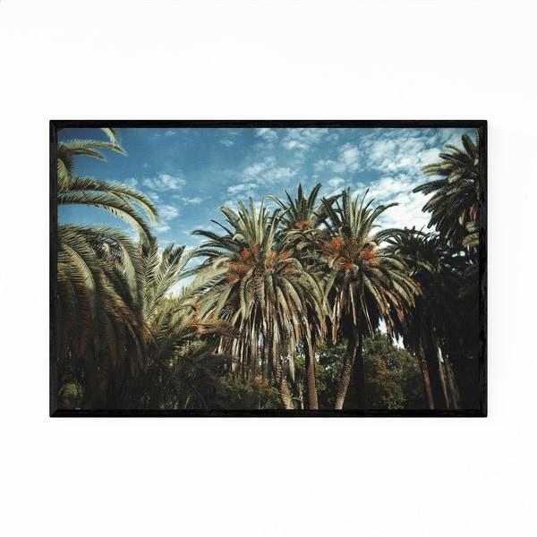 Noir Gallery Palm Trees Nature Tropical Framed Art Print