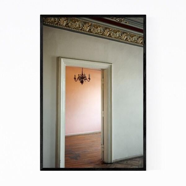 Noir Gallery Ornate Interior Architecture Framed Art Print