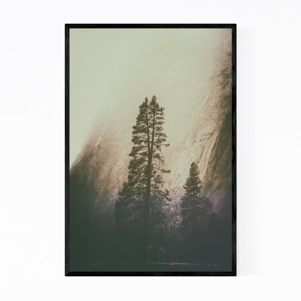 Noir Gallery Tree Forest Photography Yosemite Framed Art Print