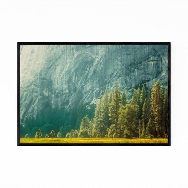 Noir Gallery Yosemite Forest Nature California Framed Art Print