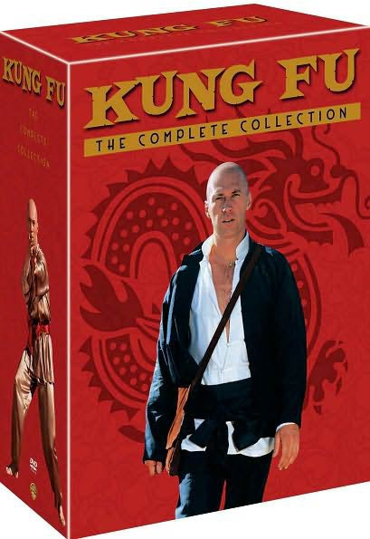 Kung Fu: The Complete Series Collection (DVD)