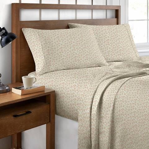 The Gray Barn Noh Printed Cotton Bed Sheet Set