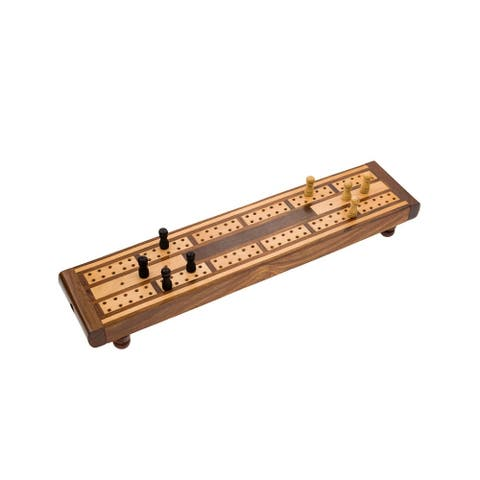 Handmade Cribbage Board Game (India)