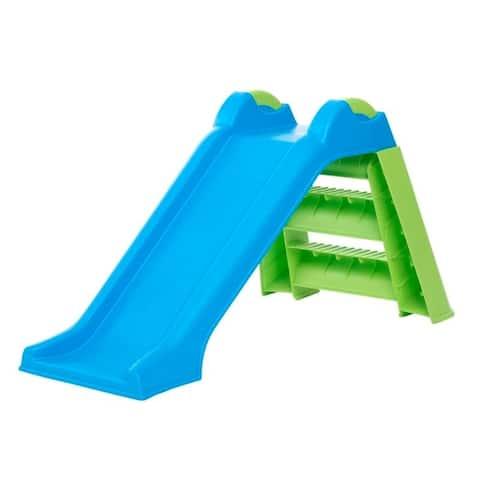 American Plastic Toys Indoor/Outdoor Deluxe Slide