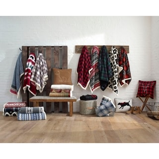 Link to Eddie Bauer Ultra Soft Plush Sherpa Throws Similar Items in Blankets & Throws