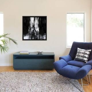 "iCanvas ""Reflective"" by Michael Barrett Framed Canvas Print"