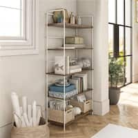 Admirable Buy White Bookshelves Bookcases Online At Overstock Our Download Free Architecture Designs Photstoregrimeyleaguecom