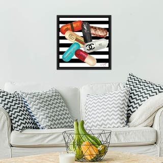 "iCanvas ""Designer Drugs"" by Studio One Framed Canvas Print"