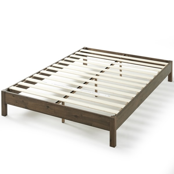 Shop Priage By Zinus 12 Inch Wood Platform Bed On Sale