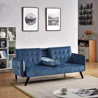 Miraculous Buy Blue Sofas Couches Online At Overstock Our Best Gamerscity Chair Design For Home Gamerscityorg