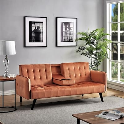 Orange Sofas Couches Online At