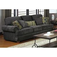 Aurora Traditional Smoky Grey Sofa