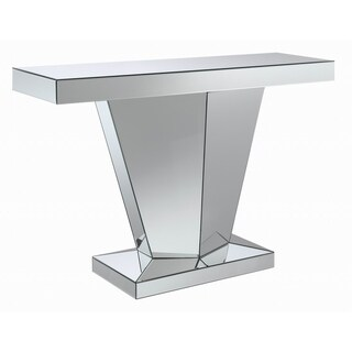 Strick & Bolton Adelborg Mirrored Console Table