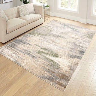 "Orian Reflections Landbridge Multi Area Rug - 7'10"" x 10'10"""