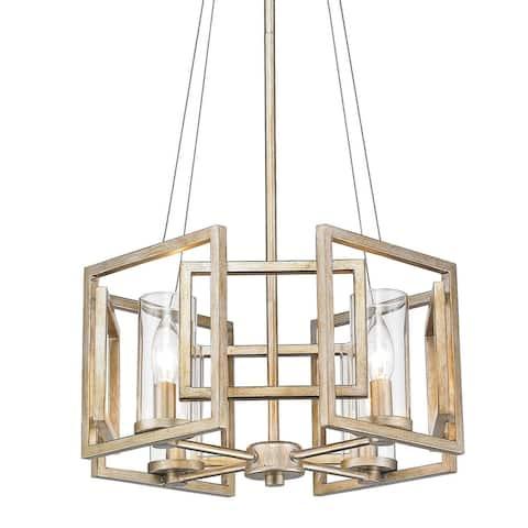 Marco 4 Light Pendant