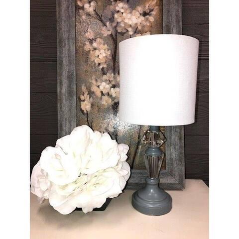 Sasha Elegant Glam Table Lamp