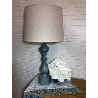 Link to Peacock Coastal Modern Table Lamp Similar Items in Lamp Sets