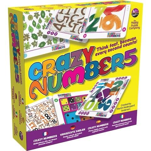 Happy Puzzle Games - Crazy Numbers