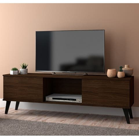 Doyers 53-70 In. Mid Century Modern TV Stand