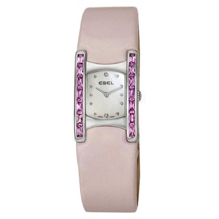 Ebel Beluga Manchette Women's Pink Watch