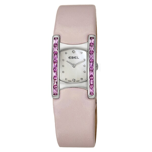 Ebel Beluga Manchette Women's Pink Watch