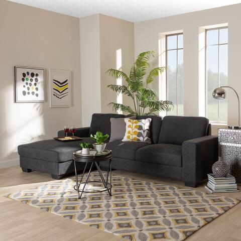 Nevin Modern Upholstered Sofa