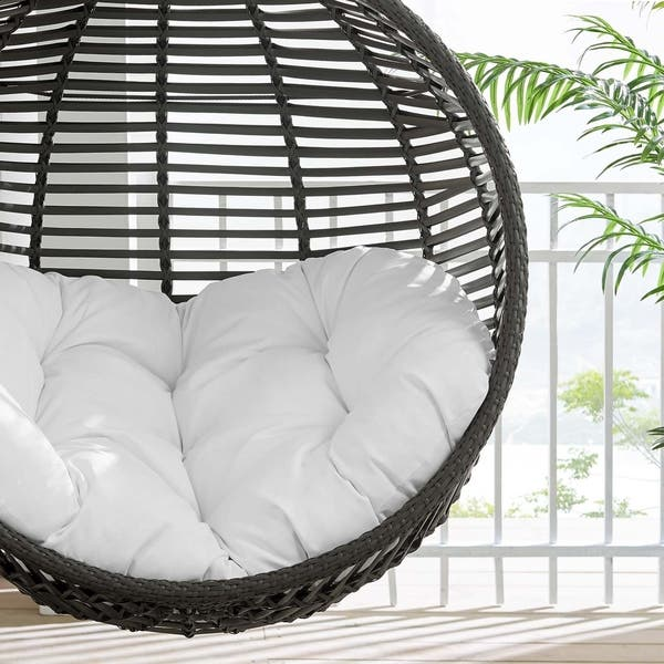 Super Shop Garner Teardrop Outdoor Patio Swing Chair Free Ocoug Best Dining Table And Chair Ideas Images Ocougorg