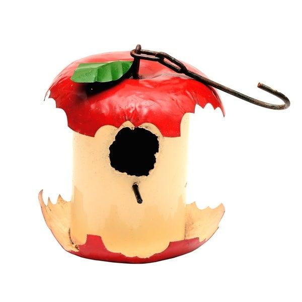 Apple Hanging Birdhouse, - N/A