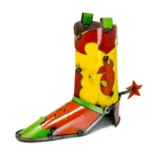 Large Boot For Decor, 12 By 6
