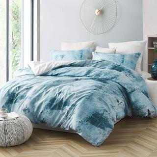 Brucht Designer Supersoft Oversized Duvet Cover - Moonrise - Blue/Gray