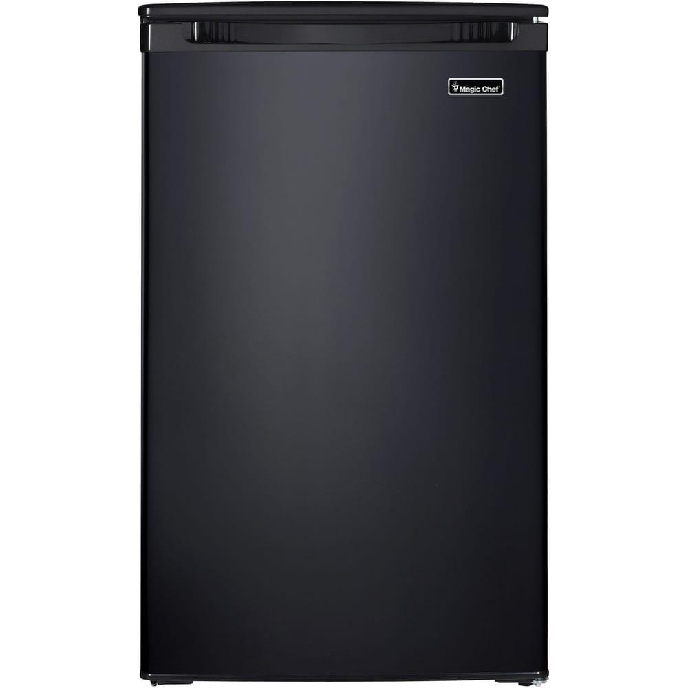 Magic Chef  Energy Star 4.4-Cu. Ft. All Refrigerator in Black