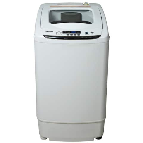 Magic Chef 0.9-Cu. Ft. Compact Washer in White