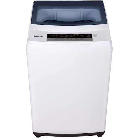 Magic Chef 2-Cu. Ft. Compact Top-Load Washer in White