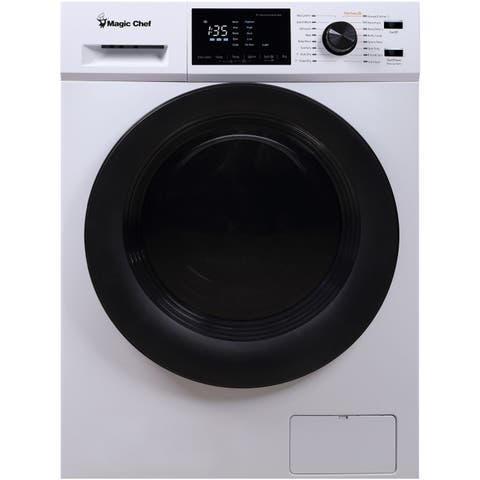 Magic Chef 2.7-Cu. Ft. Ventless Washer/Dryer Combo in White
