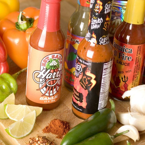 Hot Sauce of the Month Club (3 Months)