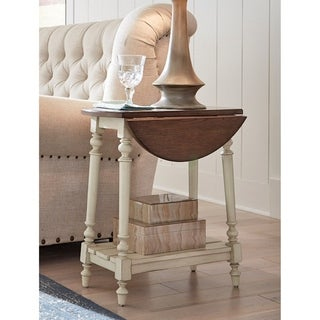Link to Solid Wood Drop Leaf End Table Similar Items in Living Room Furniture