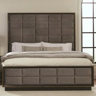 Modern luxury Design Panel Bed