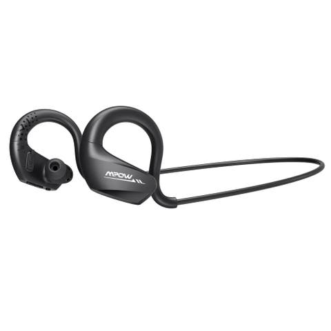 Mpow A6X Sports Wireless Headphones Bluetooth Headphones 9 Hours Playtime Wireless Earpbuds for Running Noise Canceling Mic