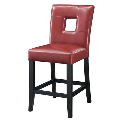 Copper Grove Mwinilunga Casual Counter-height Stools (Set of 2)