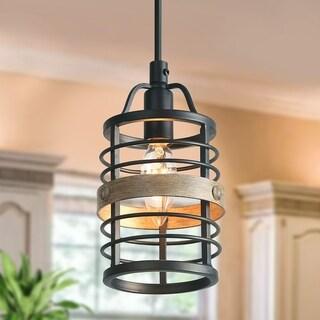 Carbon Loft Yochabel Transitional Lighting 1-light Mini Pendants Ceiling Lights