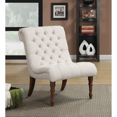 Minna Tufted Accent Chair