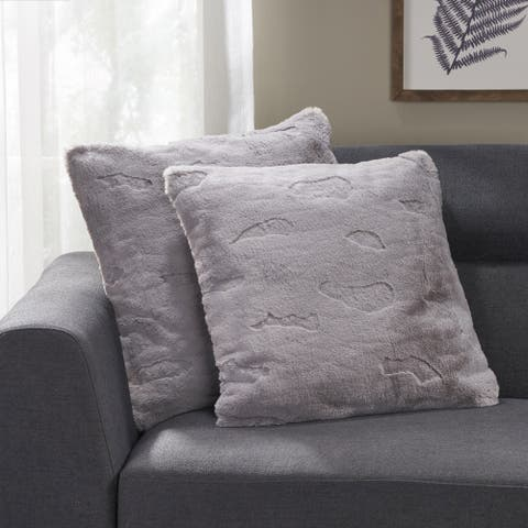 Forsyth Modern Throw Pillow Cover (Set of 2) by Christopher Knight Home