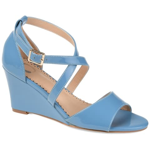 Journee Collection Womens Stacey Pump