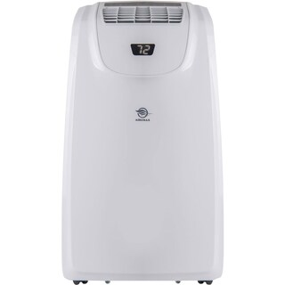 AireMax Heat/Cool Portable Air Conditioner with Remote Control for Rooms up to 500 Sq. Ft.