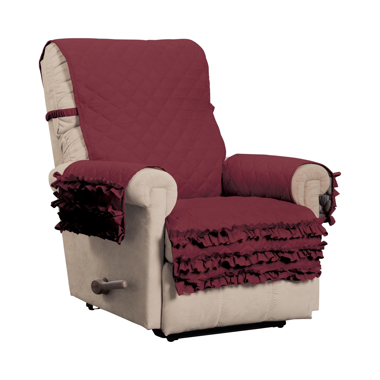 Claremont Ruffled Recliner Furniture