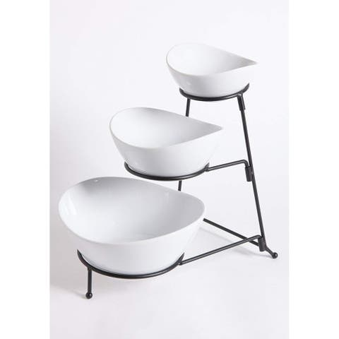 Gibson Gracious Dining 3 Tier Server