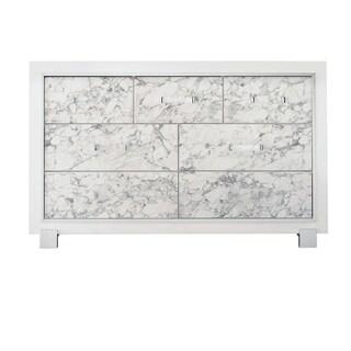 Global Furniture USA Santorini White Dresser