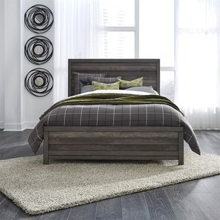 Tanners Creek Greystone Twin Panel Bed